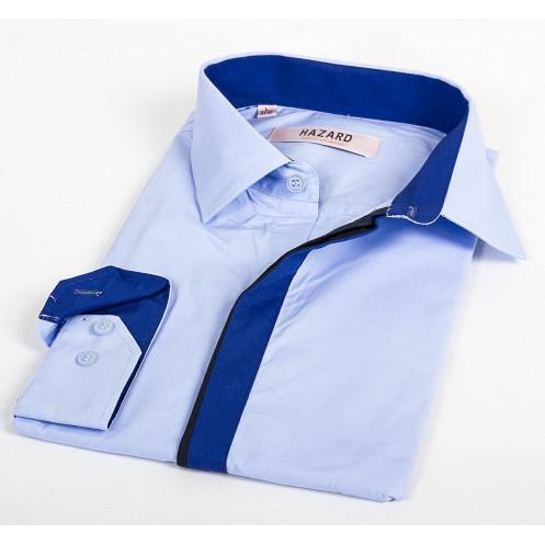 Рубашка д/р HAZARD HZ06BC0321