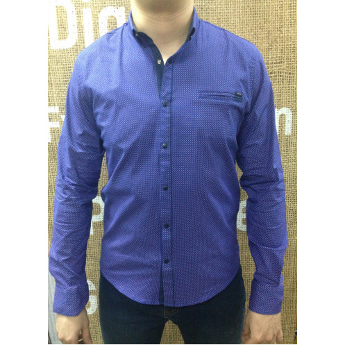 Рубашка д/р ROMUL & REM 6503-019-02RR
