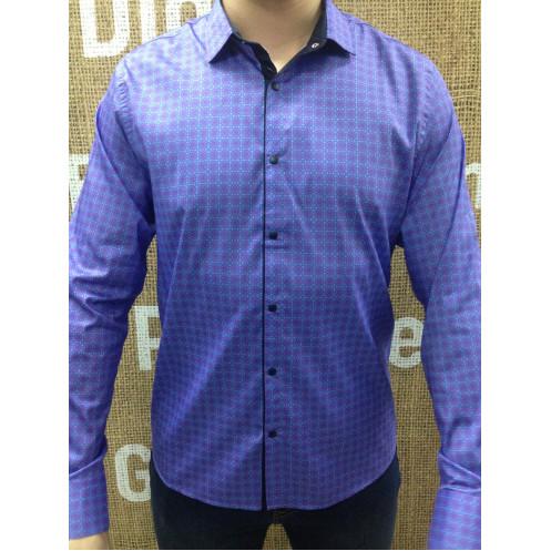 Рубашка д/р ROMUL & REM 6513-019-02RR