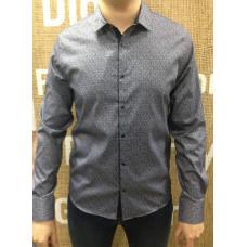 Рубашка д/р ROMUL & REM