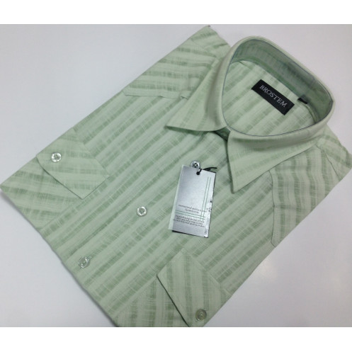 Рубашка к/р BROSTEM LN001-8s