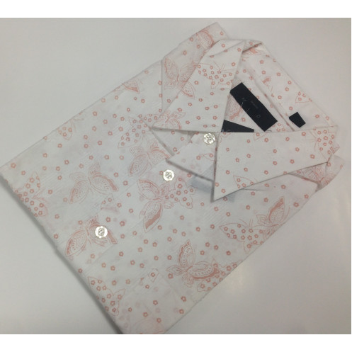 Рубашка к/р MARIO MACHADO SM-606