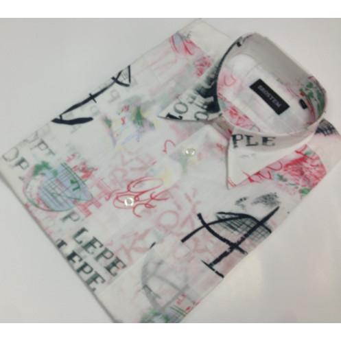 Рубашка к/р BROSTEM KB02