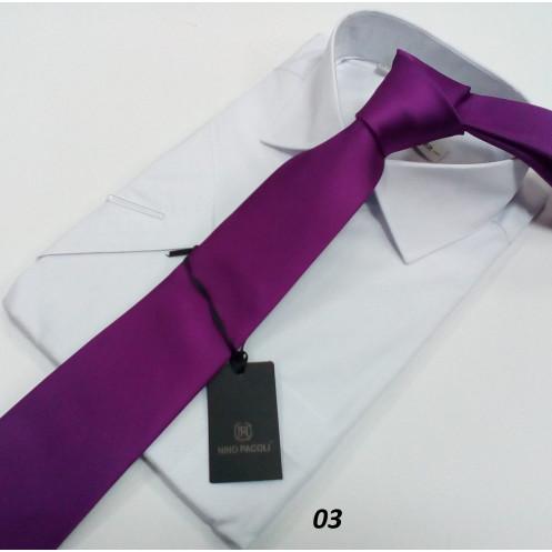 Галстук NINO PACOLI 7-8 см 03