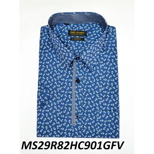 Рубашка к/р H.GRUBBER MS29R82HC901GFV