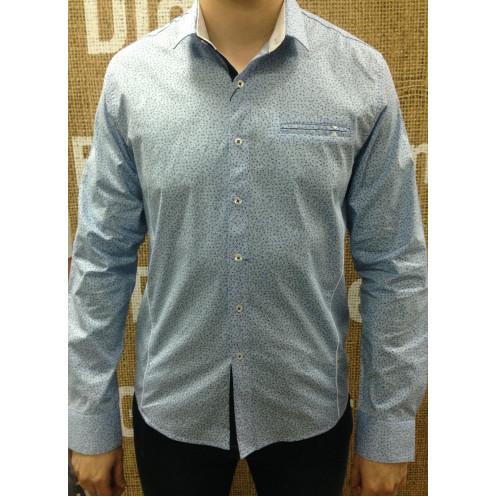 Рубашка д/р ROMUL & REM 6504-019-04RR
