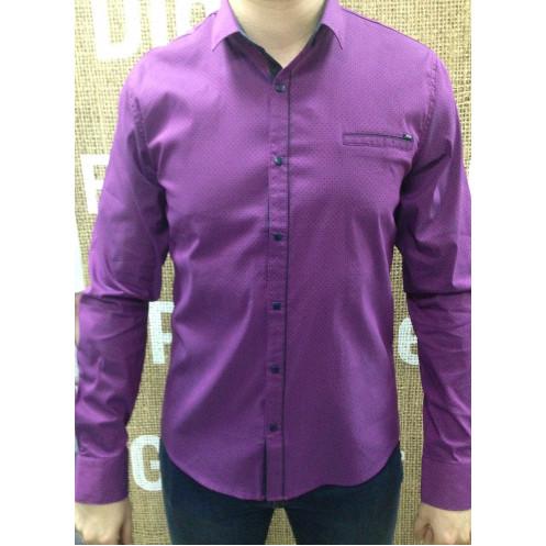 Рубашка д/р ROMUL & REM 6502-019-02RR