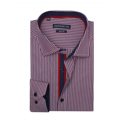 Рубашка д/р FAVOURITE T17R204096