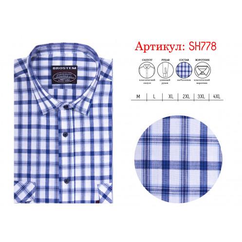 Рубашка д/р BROSTEM SH778
