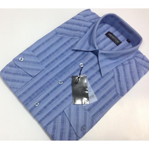 Рубашка к/р BROSTEM LN001-2s