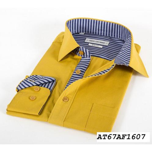 Рубашка д/р H.GRUBBER AT67AF1607
