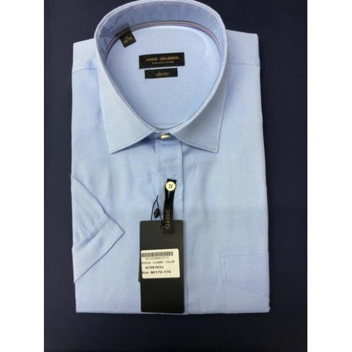 Рубашка к/р H.GRUBBER A700103s