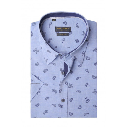 Рубашка к/р H.GRUBBER MS35S82HN902EHG