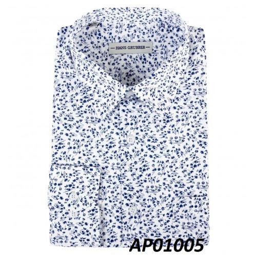 Рубашка д/р H.GRUBBER AP01005