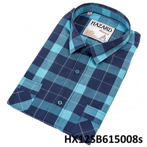 Рубашка к/р HAZARD HX12SB615008s